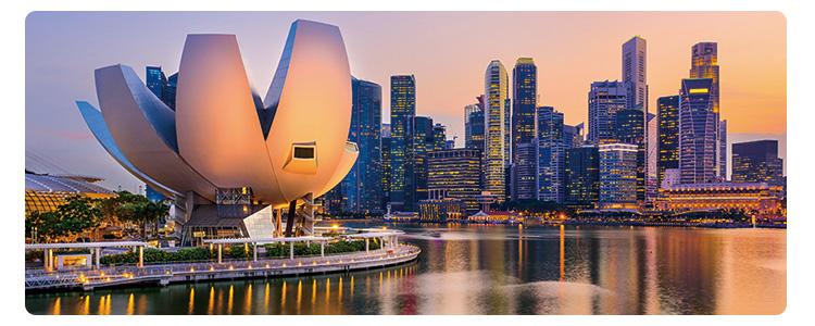 シンガポールの魅力再発見!オンライン旅会
