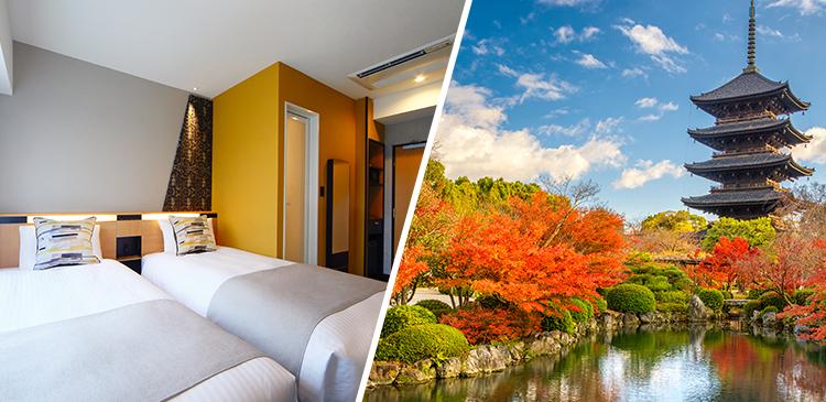 京都タワーホテルアネックス ツアー写真