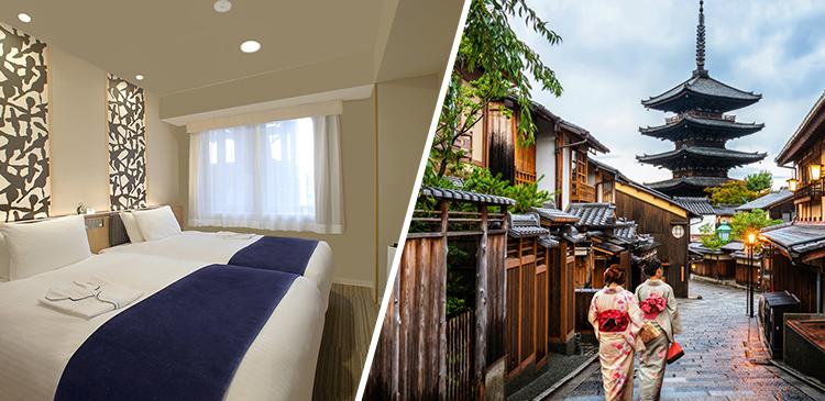 オリエンタルホテル京都ギャラリー ツアー写真