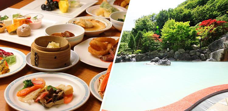 札幌+登別温泉 「まほろば」宿泊 ツアー写真