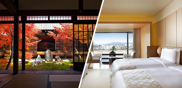 ザ・リッツ・カールトン京都 ツアー写真