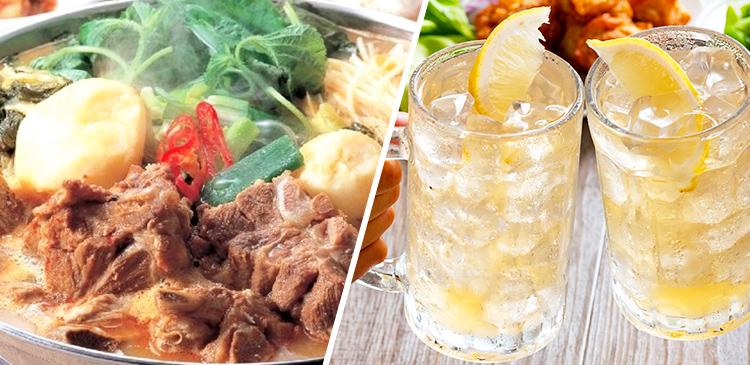 韓国コース料理+都内ホテル1泊 ツアー写真