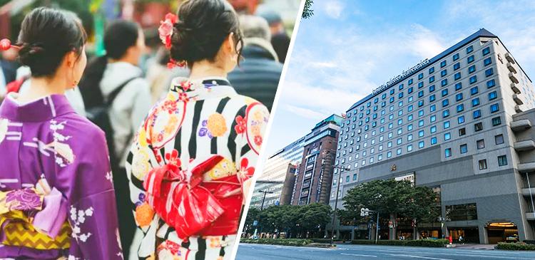 博多 ホテル日航福岡 ツアー写真