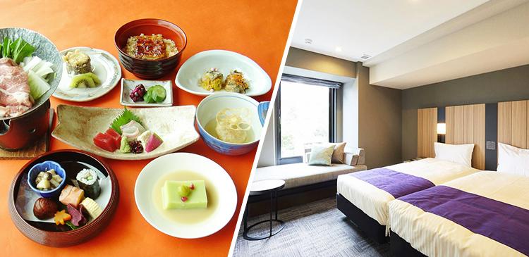 京都 ホテルMONday ツアー写真