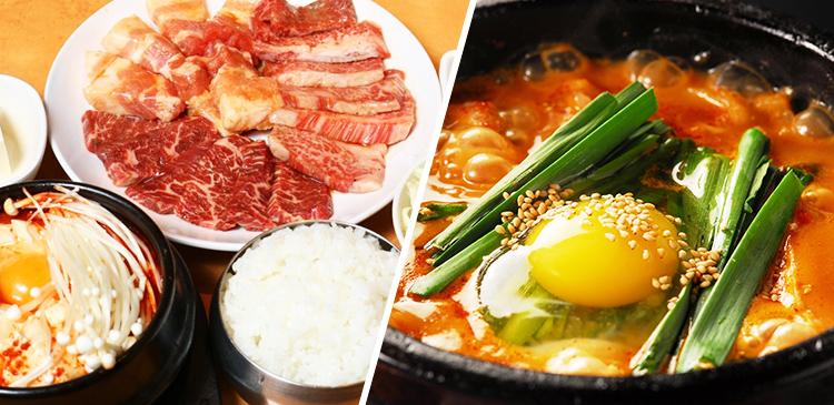韓国料理 豚肉専門店 福ブタ屋(神田)ツアー写真