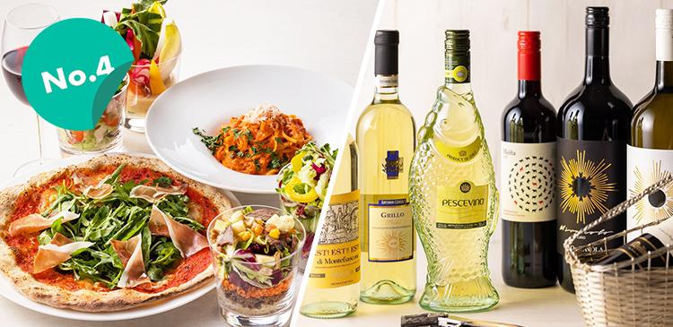 Italian Kitchen PiPavino(渋谷)ツアー写真