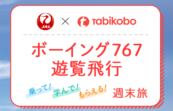 JALチャーターフライト