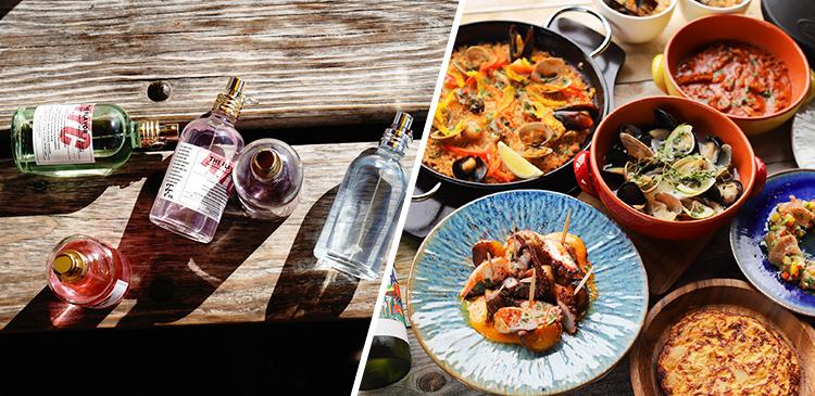 ファブリックミスト作り+スペイン料理ランチ ツアー写真