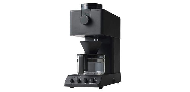ツインバード 全自動コーヒーメーカー