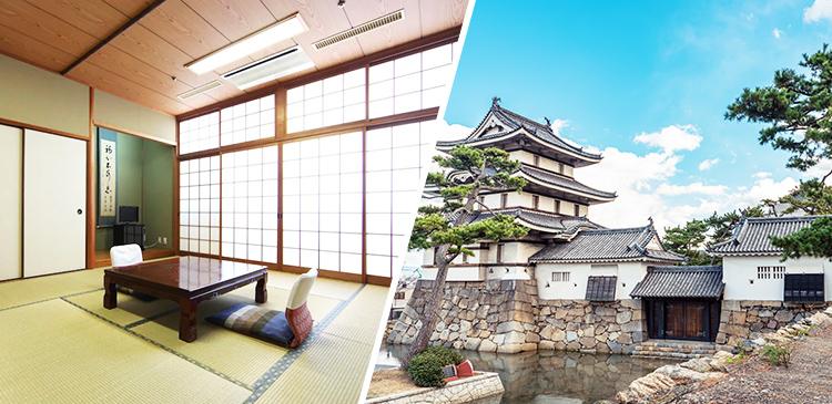 小豆島+高松(香川)ツアー写真